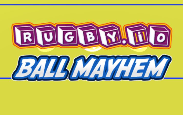 Rugby IO: Ball Mayhem