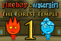 Fireboy and Watergirl 1: The Forest Temple